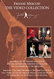 Freddie Mercury: The Video Collection Poster
