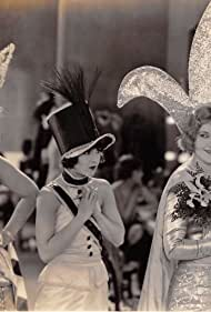 Anne Cornwall, Louise Fazenda, and Hope Hampton in The Gold Diggers (1923)