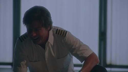 Schafer Shows Barry The Spy Plane