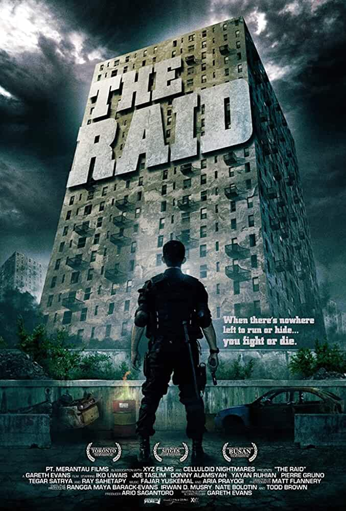 The Raid Redemption (2011) Dual Audio Movie In BluRay | [Hindi + English] | 720p | 957MB | Watch Online | Download |