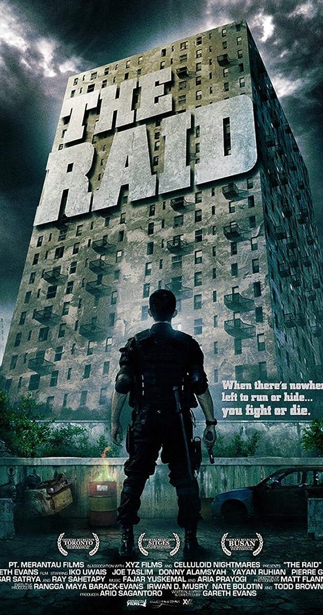 Subtitle of The Raid: Redemption
