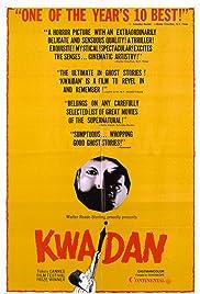 Kwaidan(1964) Poster - Movie Forum, Cast, Reviews