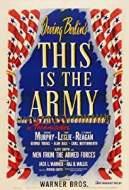 Poster for This Is the Army