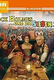 Sherlock Holmes und die sieben Zwerge Poster