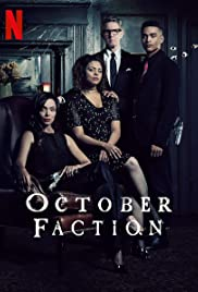 October Faction Poster