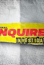 National Enquirer Investigates Poster