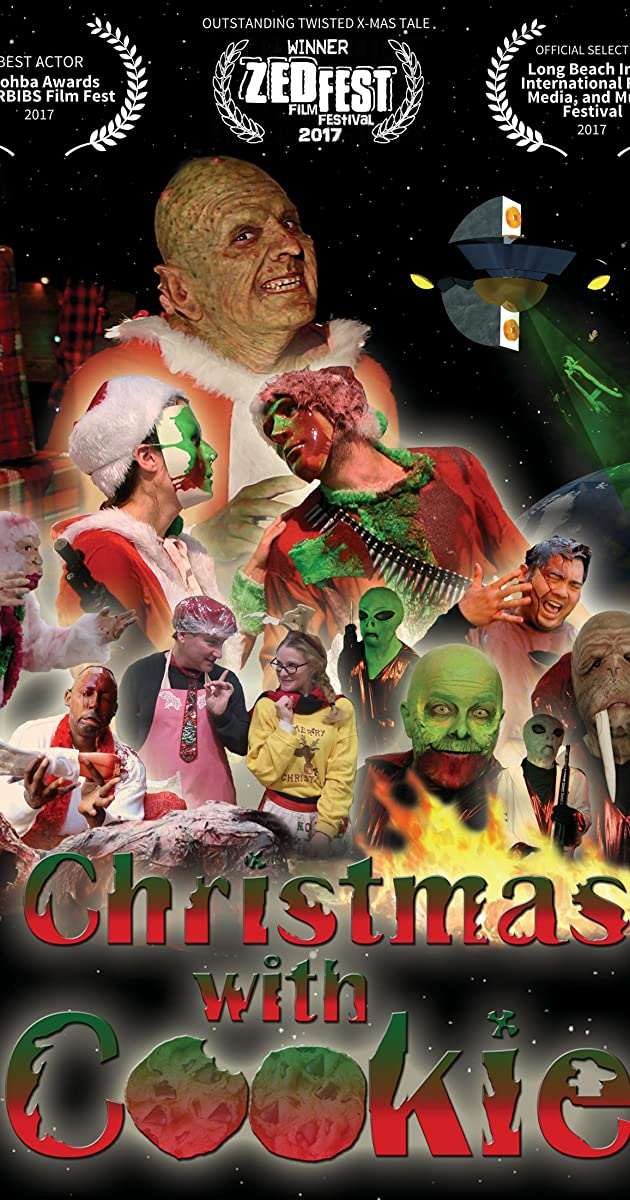 Christmas With Cookie 2016 Matt Kelly As Pooky The Abominable