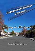 Driving to Walgreens