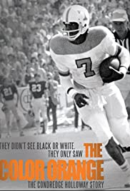 The Color Orange: The Condredge Holloway Story Poster