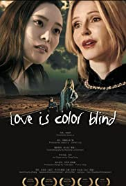 Love is Color Blind Poster