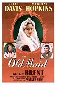 Bette Davis, George Brent, and Miriam Hopkins in The Old Maid (1939)