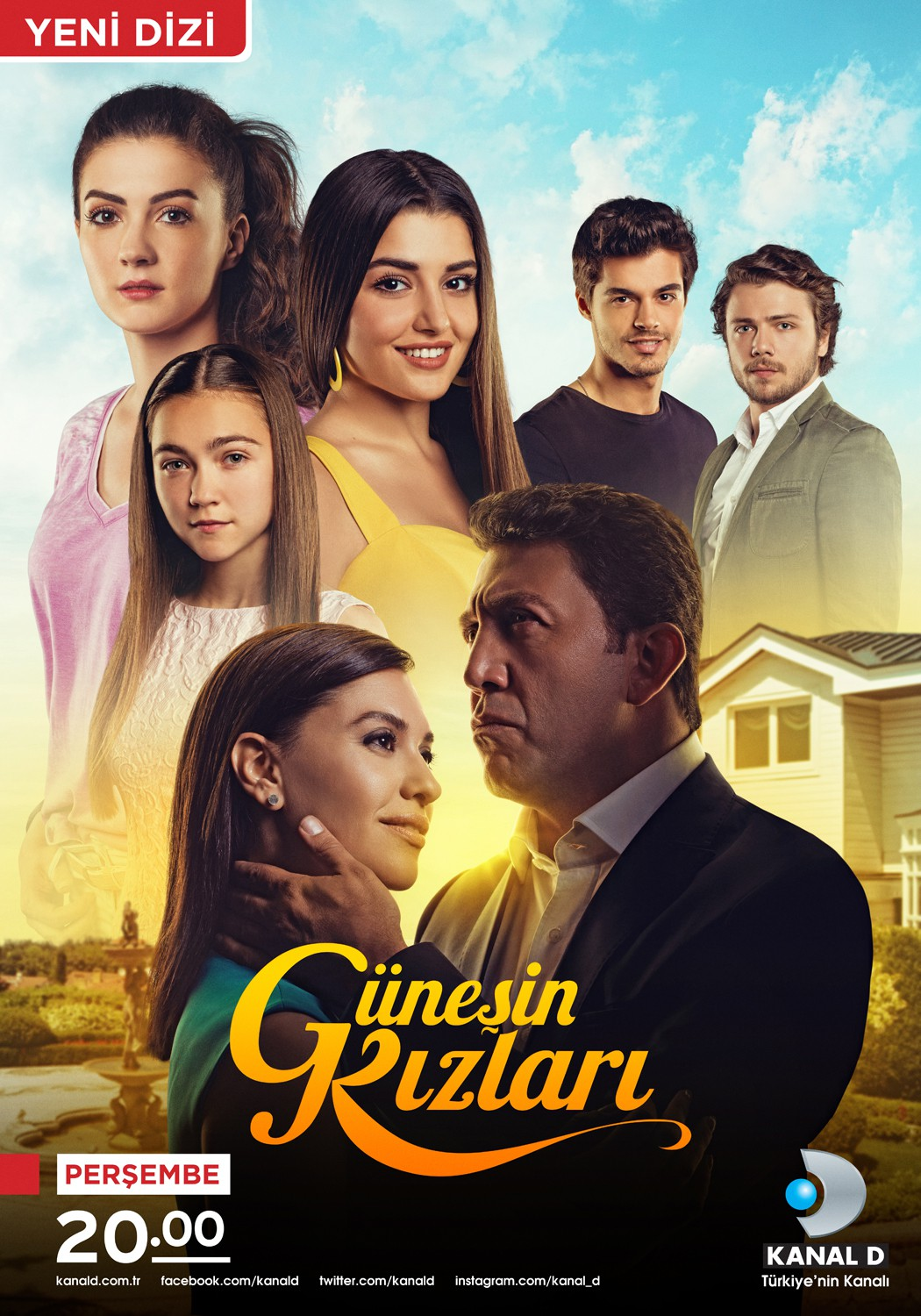 Günesin Kizlari (TV Series 2015–2016) - IMDb