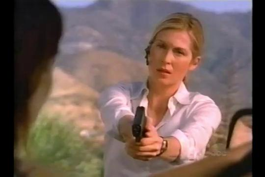 Kelly Rutherford in Threat Matrix (2003)