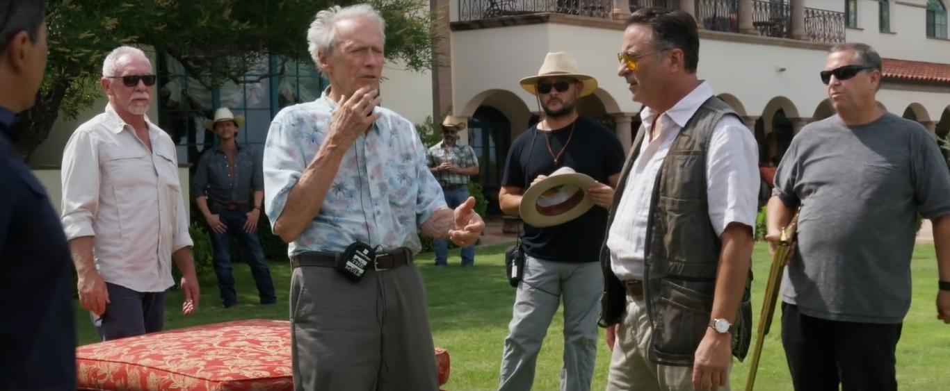 ผลการค้นหารูปภาพสำหรับ mule film scenes ANDY GARCIA
