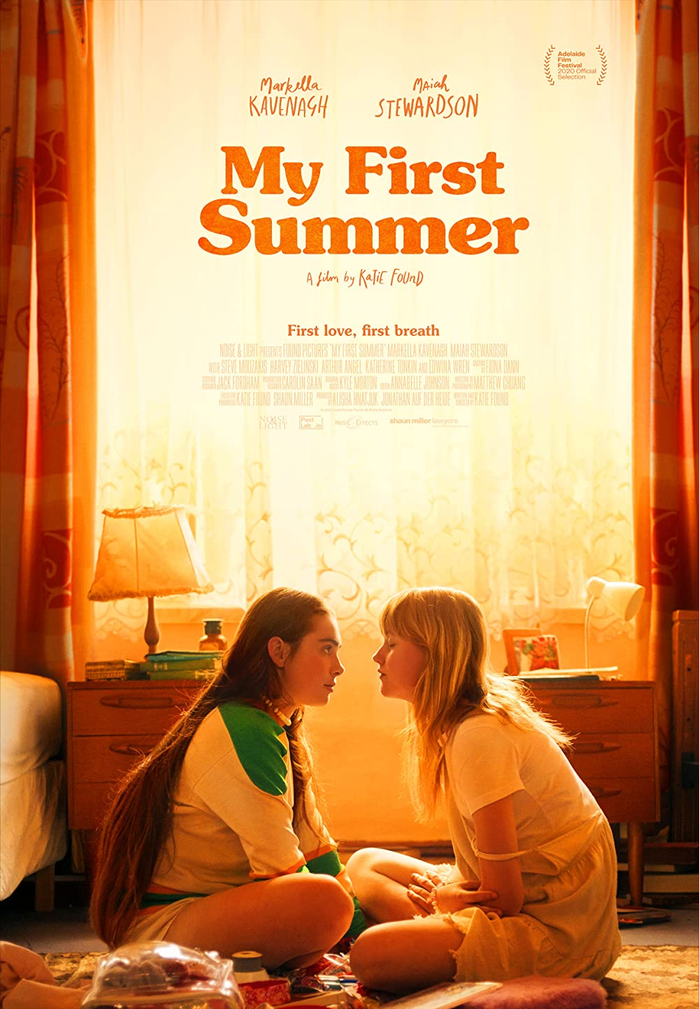 My First Summer (2020) Hindi (Voice Over) Dubbed+ English [Dual Audio] WebRip 720p [1XBET]