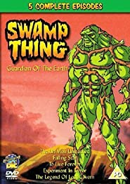 Swamp Thing 1x5 Experiment in Terror online free download HD