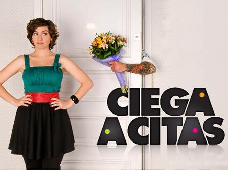 Muriel Santa Ana in Ciega a citas (2009)
