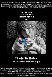 El efecto Rubik (& el poder del color rojo) Poster
