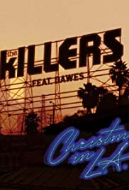 The Killers Ft. Dawes: Christmas in L.A. Poster