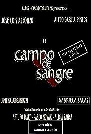 Campo de sangre Poster