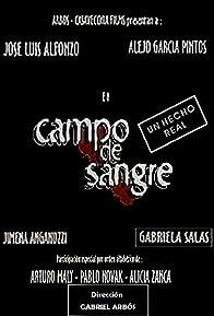 Primary photo for Campo de sangre