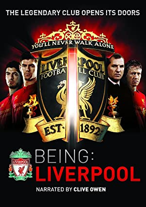 Where to stream Being: Liverpool
