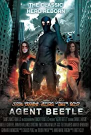 Agent Beetle Poster