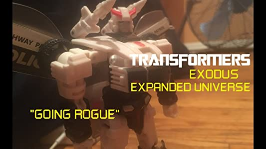 Watch in online movies Transformers: Exodus - Going Rogue [1920x1600]