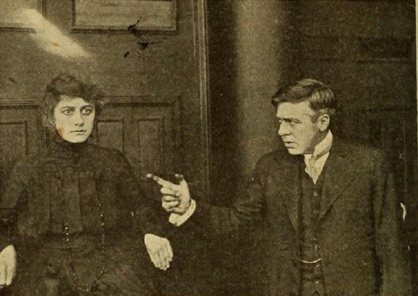 The Saintly Sinner (1917)