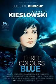 Juliette Binoche in Trois couleurs: Bleu (1993)