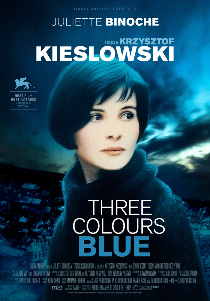 Three Colors: Blue (1993) BluRay 480p, 720p & 1080p