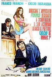 Riuscirà l'avvocato Franco Benenato a sconfiggere il suo acerrimo nemico il pretore Ciccio De Ingras? Poster