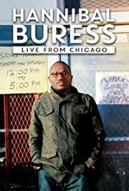 Hannibal Buress: Live from Chicago Poster