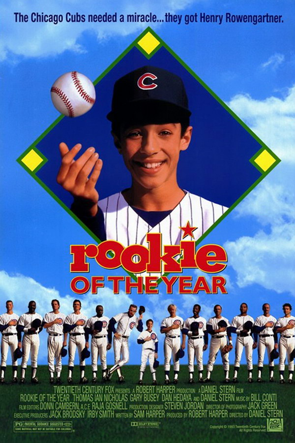 Rookie of the Year (1993) - IMDb