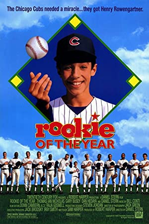 Movie Rookie of the Year (1993)