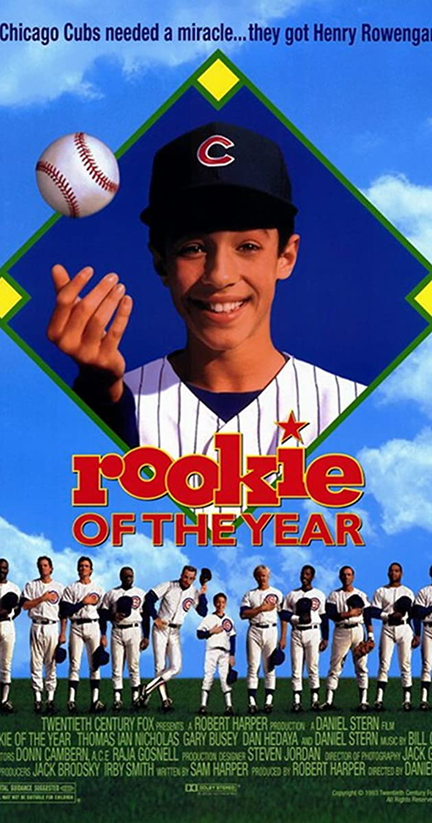 Rookie of the Year (1993) Subtitles
