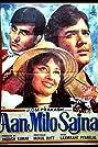 Aan Milo Sajna (1970) Poster