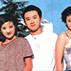 Wei Zhao, Alec Su, and Chin Chi in Lao fang you xi (1999)