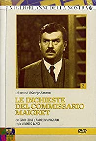 Primary photo for Le inchieste del commissario Maigret