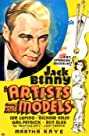 Artist and Models (1937) Poster