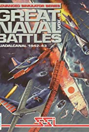 Great Naval Battles: Guadalcanal 1942-1943 Poster