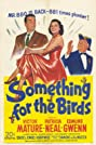 Something for the Birds (1952) Poster