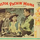Robert Livingston, Eddie Parker, Ruth Terry, and Wally Vernon in Pistol Packin' Mama (1943)