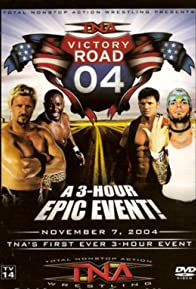Primary photo for TNA Wrestling: Victory Road