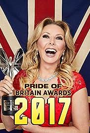 Pride of Britain Awards Poster