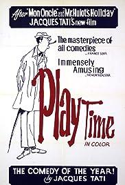 Playtime(1967) Poster - Movie Forum, Cast, Reviews