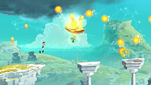 Rayman Legends: Mario And Luigi Costumes