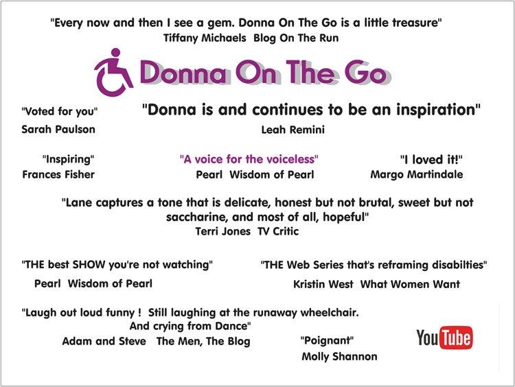 Donna On the Go (2017-)