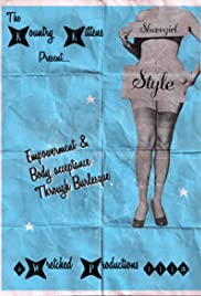 Showgirl Style Poster