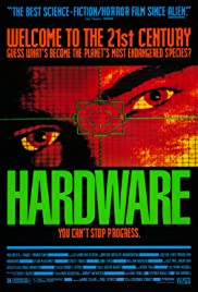 Hardware (1990) Poster - Movie Forum, Cast, Reviews